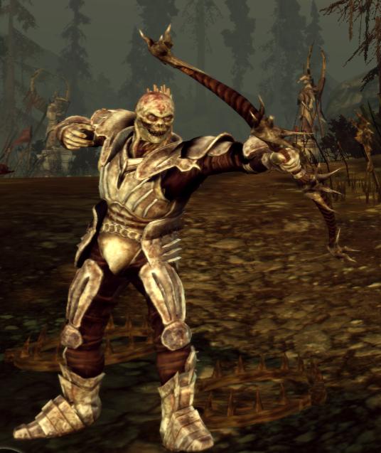 Hurlock archer