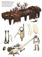 Ferelden items