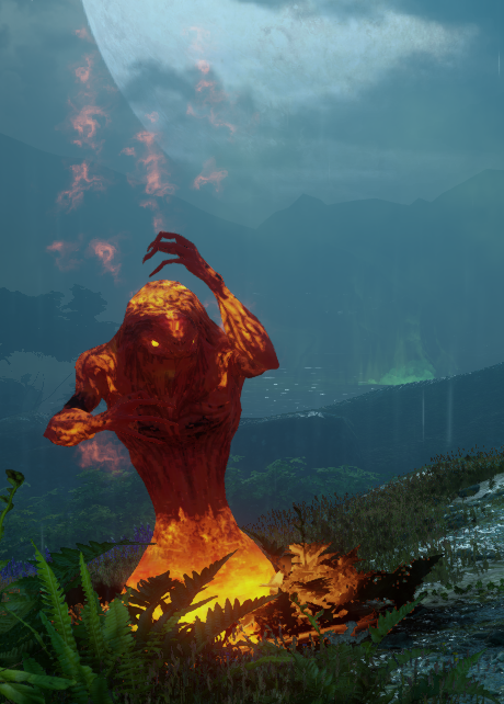 Dämon des Zorns