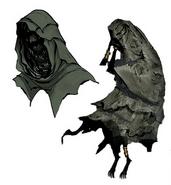 Despair Demon Concept Art