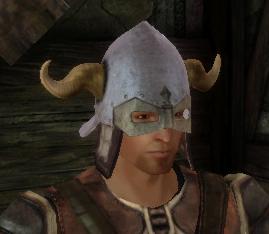 Варварский шлем