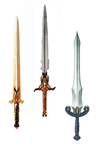 Большие мечи (Origins)