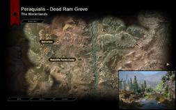 Servani - Dead Ram Grove
