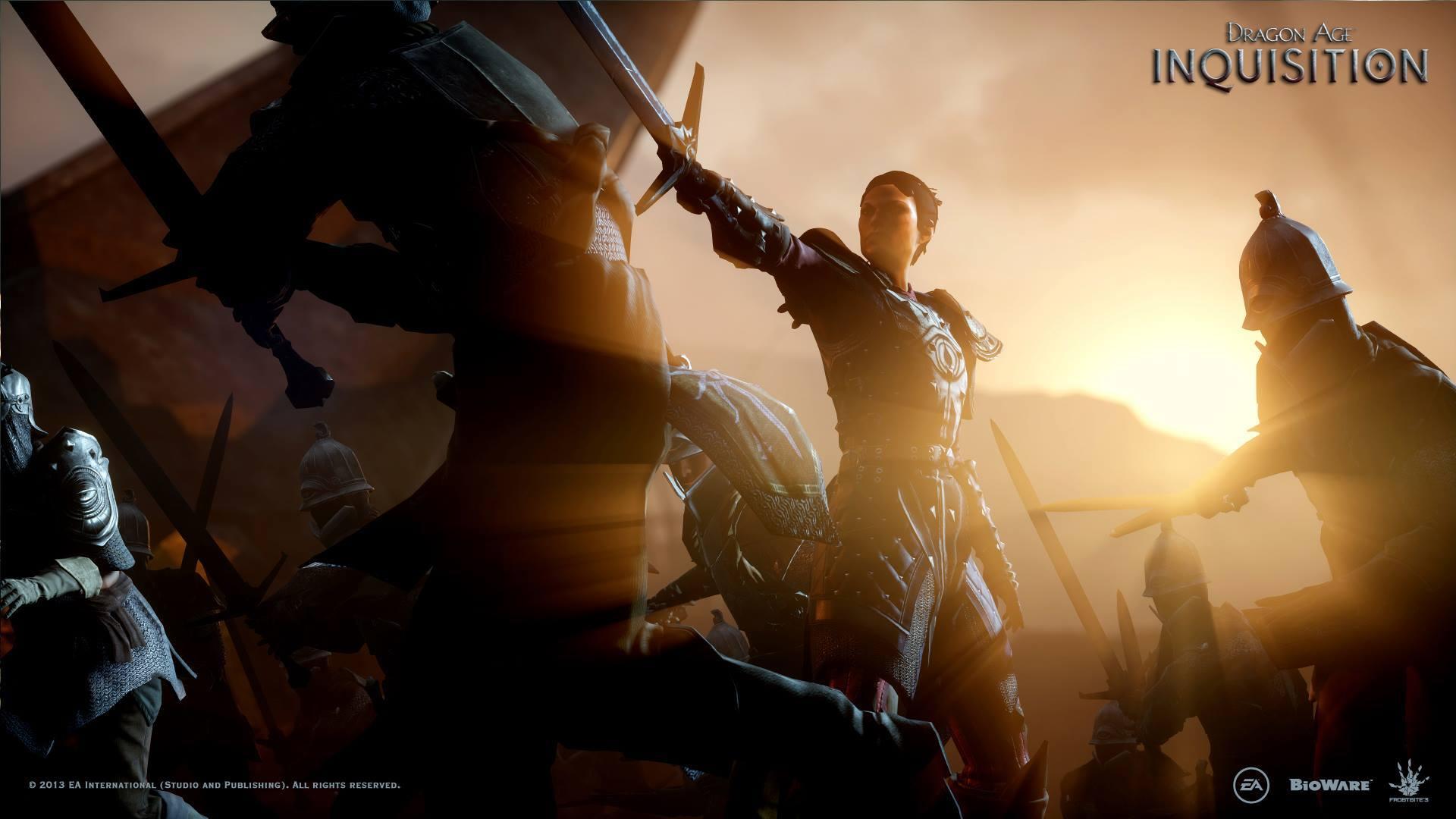 VengefulTemplar/Dragon Age: Inquisition - BioWare lässt euch Festungen erobern