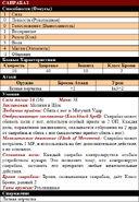 Саирабаз таблица