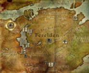 Frostbackmountains map