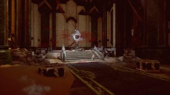 The Tempest Magic Staff in the Inner Sanctum