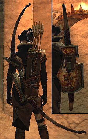 Codex entry: Longbow of the Avvars