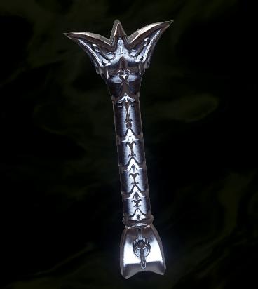 Masterwork Nevarran Sword Grip Schematic