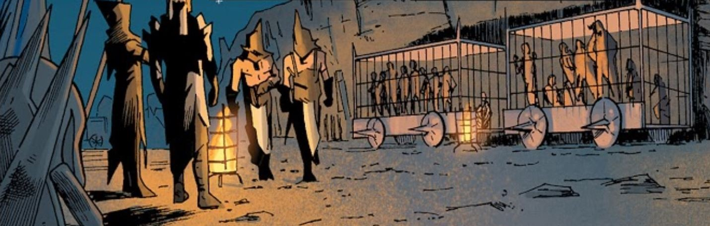Sklaverei in Thedas