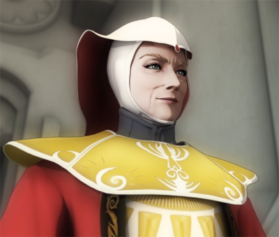 Верховная Жрица Беатрикс III