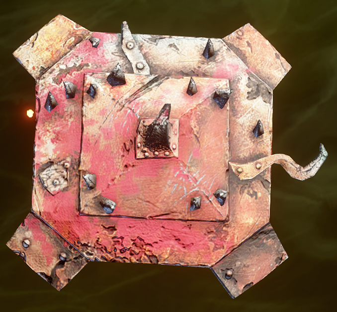 Heavy Shield Schematic