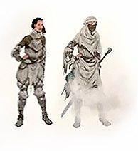 Воины Тумана