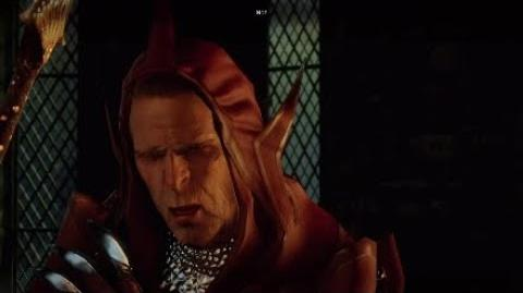 Dragon Age Inquisition - Gereon Alexius Boss Fight -2 -Mages- (Nightmare Difficulty)