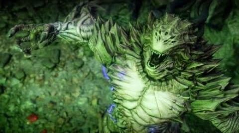 Dragon Age Inquisition - Pride Demon Boss Fight -1 (Nightmare Difficulty)