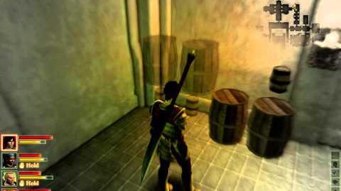 Dragon Age 2 Night Terrors The Fade - Barrel Puzzle 1