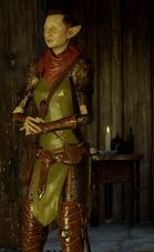 Die junge Elfin Jana