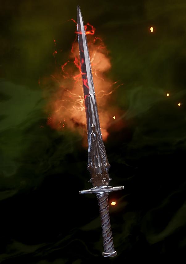 Knight's Hunting Blade