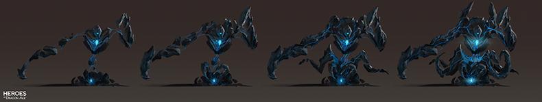 Titan - HoDA tier progression