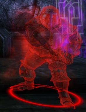 Phantasmal warrior