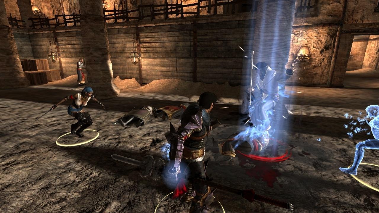 Crushing Prison (Dragon Age II)