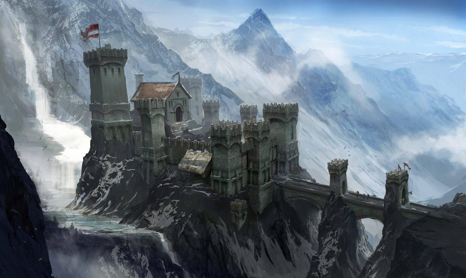 VengefulTemplar/Dragon Age: Inquisition - Concept Art 4