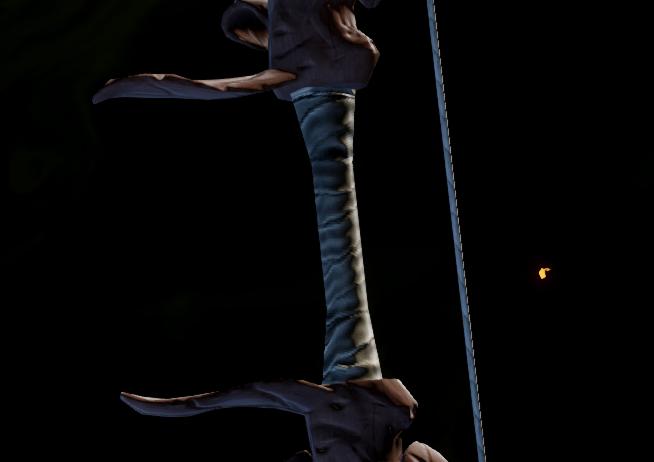 Надежная рукоять долийского длинного лука
