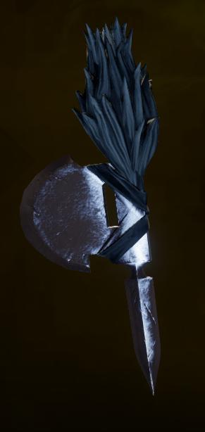 Enchanter Staff Blade Schematic