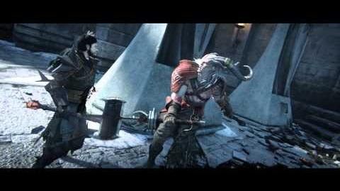 Dragon Age II- Destiny Trailer Extended Director's Cut Deutsch