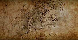 Dorian und Maevaris im Eindringling Epilog.jpg