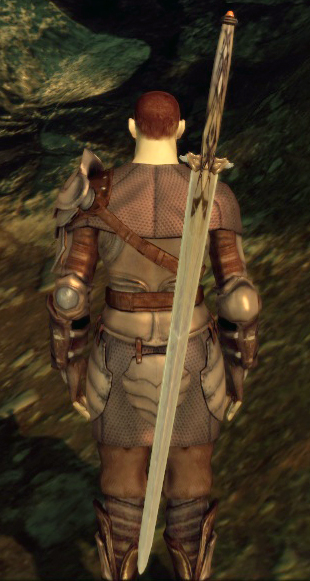 Плоский меч Хасинд
