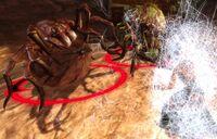 Créature-Araignée géante 2