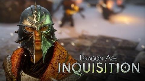 DRAGON AGE™ INQUISITION Gameplay Trailer - The Inquisitor