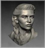 Dragon Age Inquisition - Zwerg Weiblich