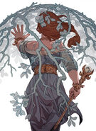 Dragon Age Синий призрак (Глава 3)