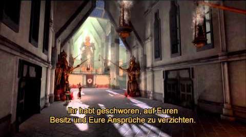 Dragon Age II - Der verbannte Prinz Trailer 2