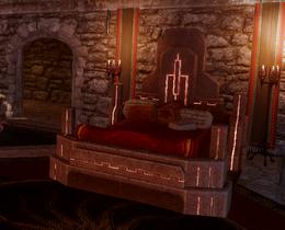 Dwarven Bed