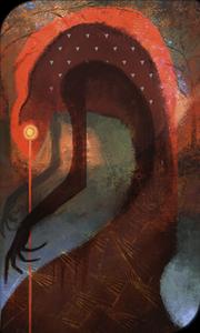 Rage Demon tarot