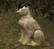 Object-FenHarel Statue 2
