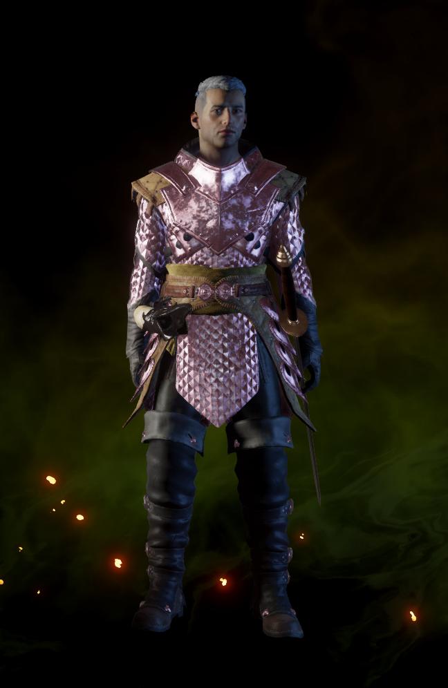 Отменная куртка мастера боя