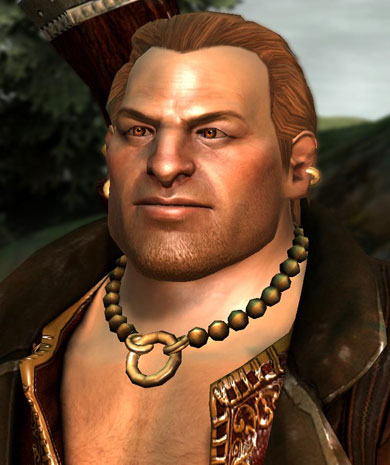 Codex entry: Varric - After the Deep Roads
