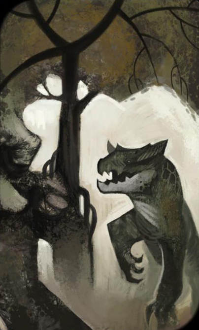Кодекс: Детёныш дракона