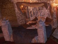 Кровать Морозной котловины