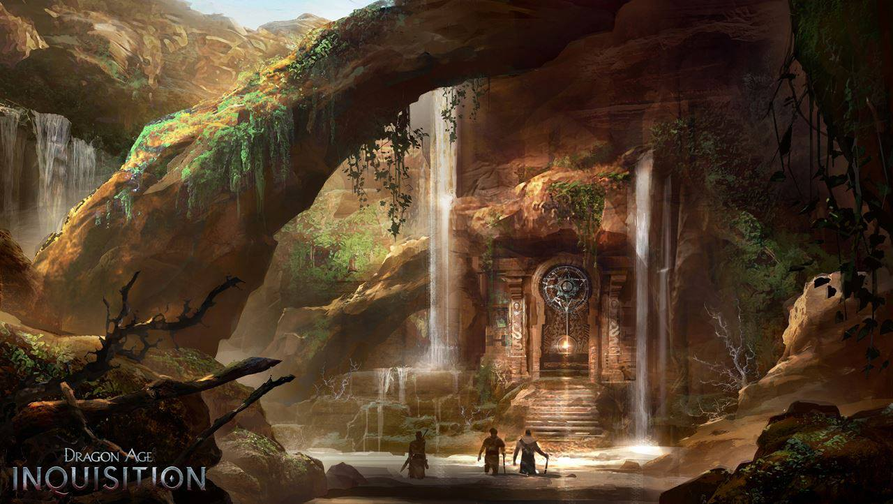 VengefulTemplar/Dragon Age: Inquisition - Concept Art 12