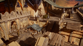 Griffon Wing Keep Overview
