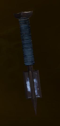 Apostate Staff Blade Schematic