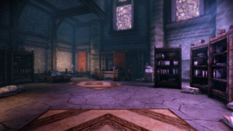 Haven Chantry - East room