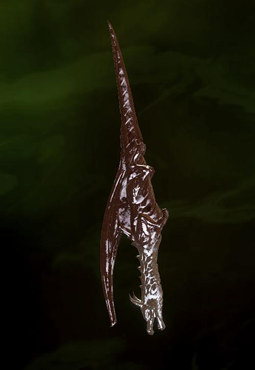 Dagger of the Dragon Schematic