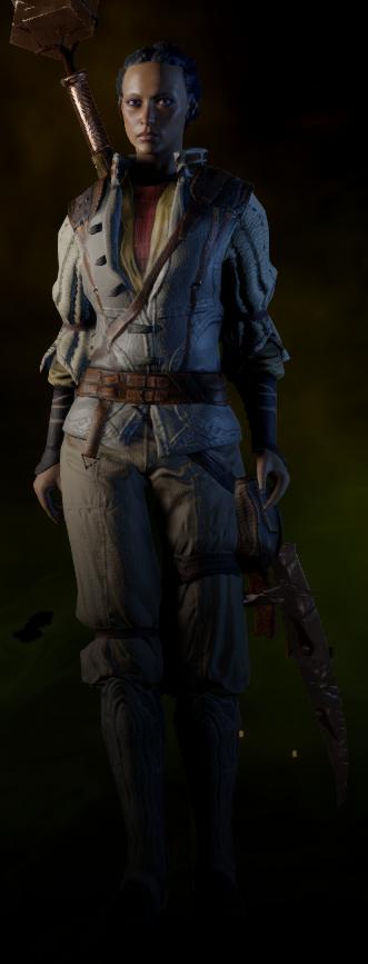 Light Adventurer Armor