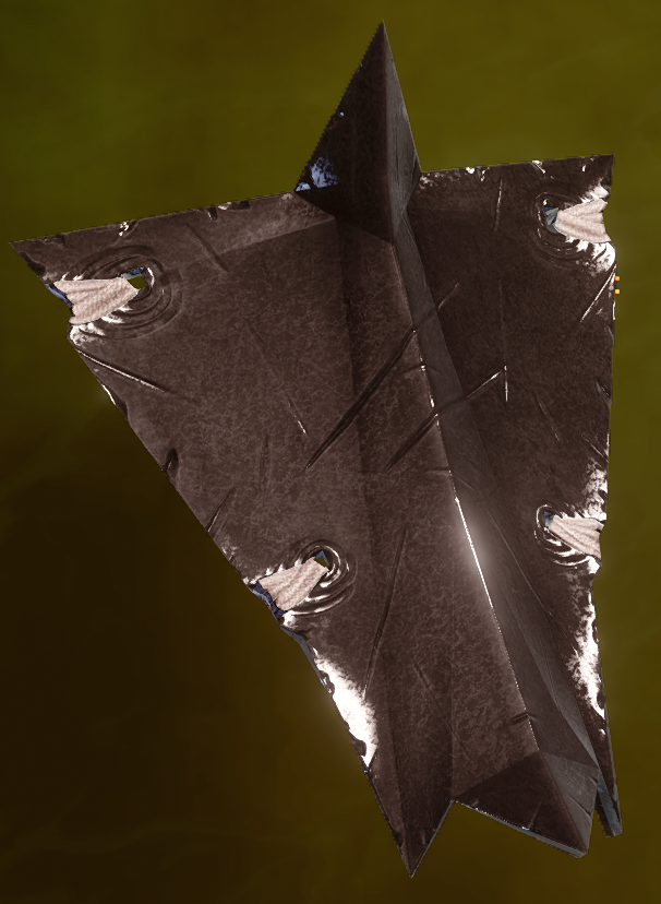 Darkspawn Alpha Shield Schematic